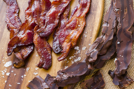 Chocolate con Bacon