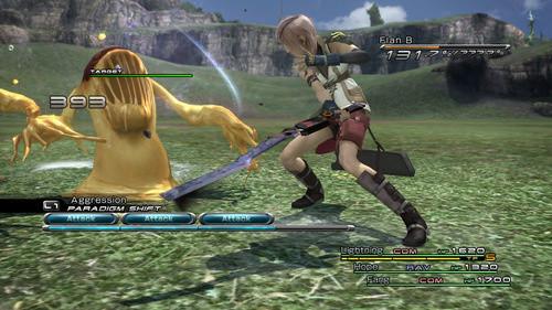 Foto de 'Final Fantasy XIII', nuevas imágenes (2/21)
