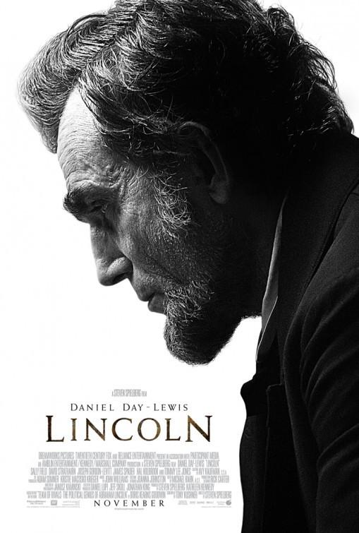 Foto de 'Lincoln', carteles de la película de Steven Spielberg (1/7)