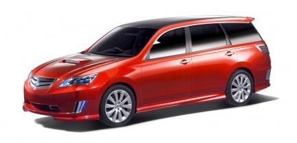 Subaru Exiga Touring Concept