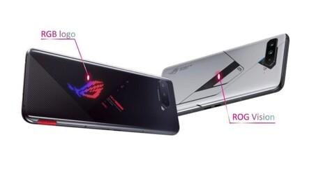 Rog Phone 5 Pro Ultimate Diferencias Caracteristicas