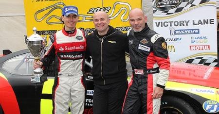 Ander Vilariño repetirá en Euro-Racecar NASCAR Touring Series en 2013