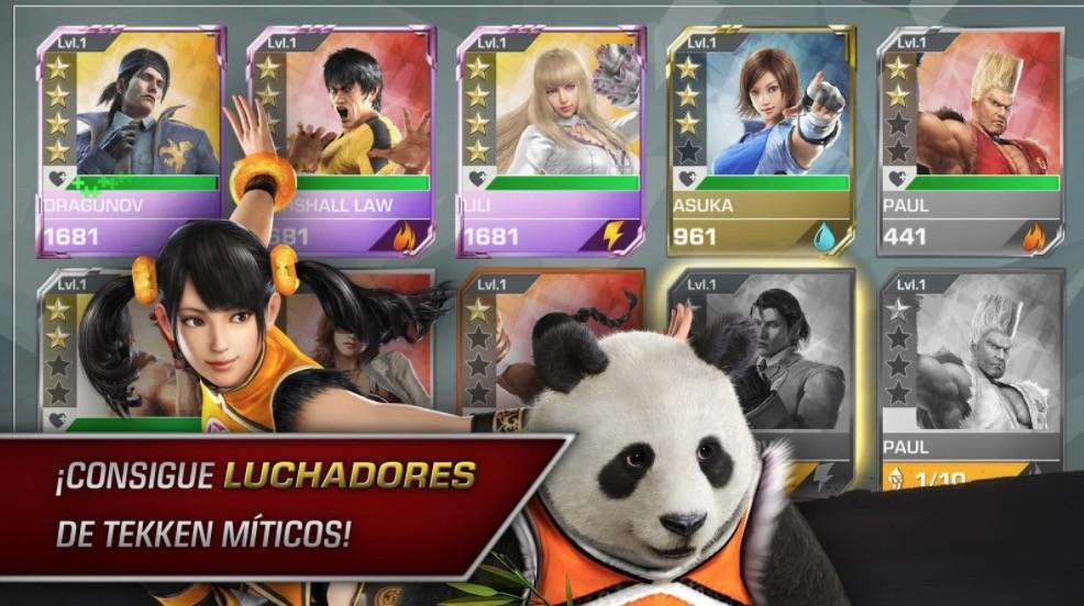 Foto de Tekken Android (3/5)