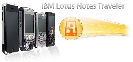 IBM Lotus Notes Traveler Companion, accede a tus servicios de Lotus Domino desde tu Smartphone
