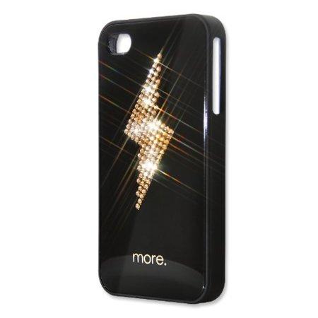 Funda para tu iPhone 4 y 4S con cristales de Swarovski