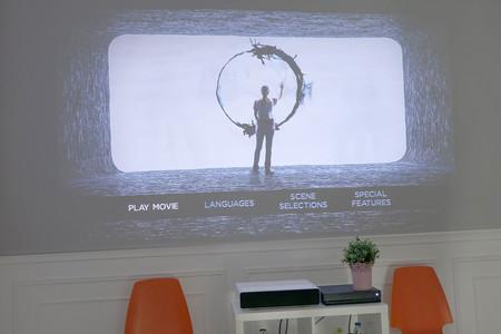 Xiaomi Mi Laser Projector, análisis: review con