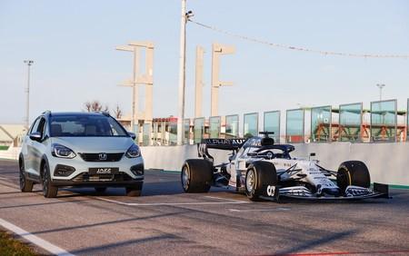El nuevo Honda Jazz lleva la tecnología de la Fórmula 1 a su mecánica de coche híbrido