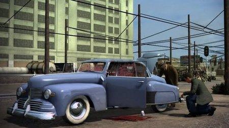 'L.A. Noire'. Primer tráiler que demuestra el poderío de su motor gráfico (actualizado con subs en español)