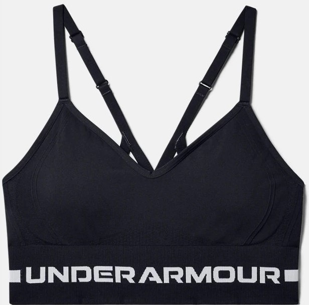 Sujetador deportivo UA Seamless Low Long para mujer