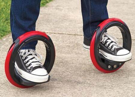 Post Modern Skateboard: un monopatín que prescinde de la tabla y solo tiene ruedas