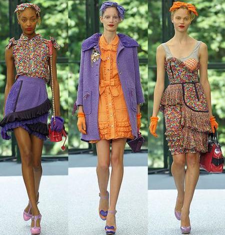 Las 10 mejores colecciones Primavera-Verano 2009
