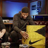 Lo único que le falta al unboxing de las Nike PlayStation es el olor a deportivas nuevas