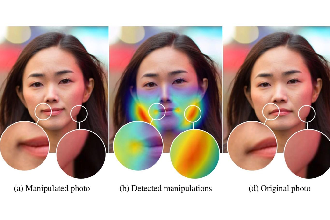 Adobe asegura que su nueva herramienta de inteligencia artificial nos dirá cuando un rostro ha sido manipulado con Photoshop