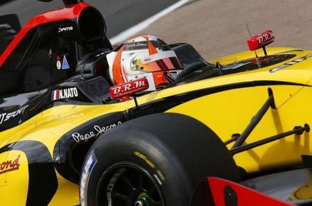 Norman Nato gana en Hungaroring y Roberto Merhi sigue acercándose a Carlos Sainz Jr