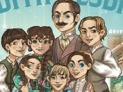 'Los buscadores de tesoros', de Edith Nesbit: un clásico infantil de las letras inglesas