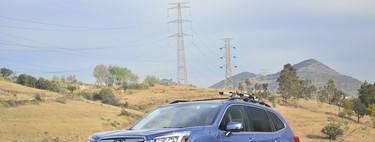 Subaru Forester 2019, a prueba: un SUV poco pretencioso y lleno de talento