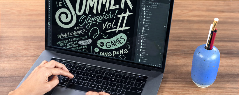 Lettering digital para principiantes