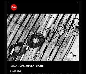 Leica M10 con sensor en blanco y negro y sin pantalla: ¿rumores o está al caer?