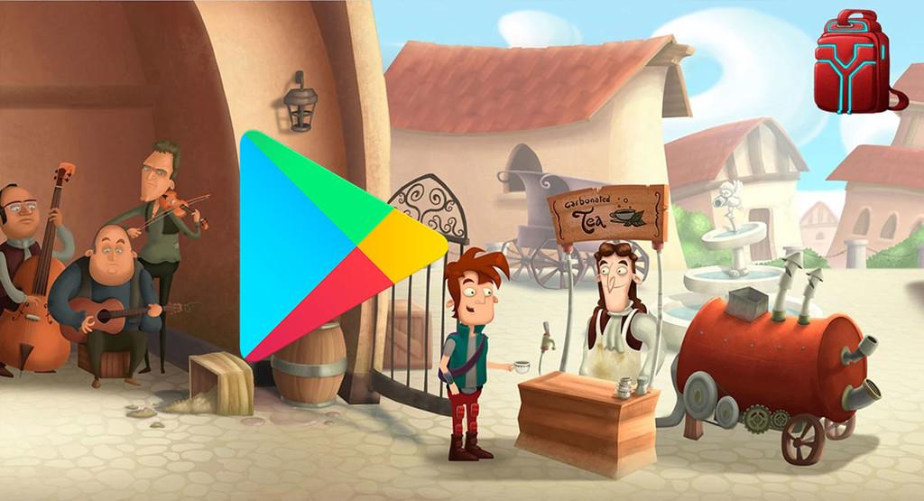112 ofertas de ©Google Play: videojuegos y aplicaciones de pagó gratuito y con descuento por tiempo limitado