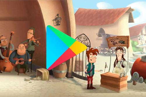 112 ofertas de Google Play: juegos y aplicaciones de pago gratis y con descuento por tiempo limitado