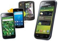 Samsung Galaxy S se convierte en familia para conquistar el mercado Smartphone
