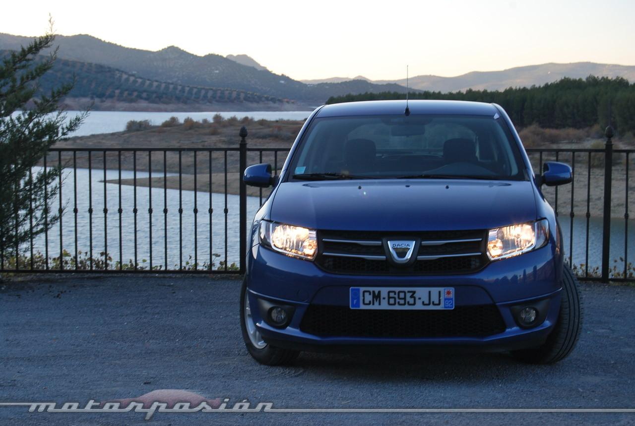 Foto de Dacia Sandero 2013 (presentación) (5/26)
