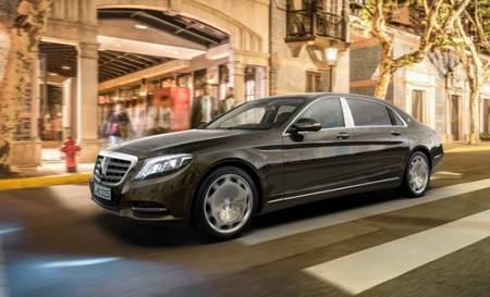 Mercedes Benz S Class Maybach 2016 800x600 Wallpaper 10