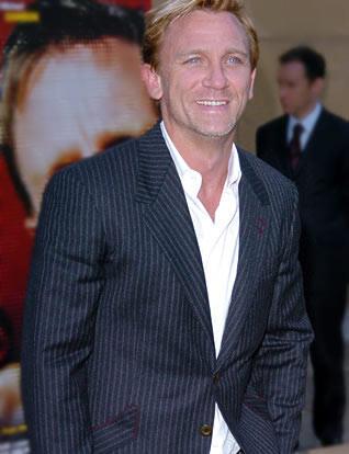 Daniel Craig, el británico mejor vestido según GQ