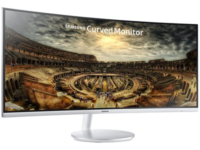 Samsung apuesta por la curva para su nuevo monitor gaming, el Samsung C34F791