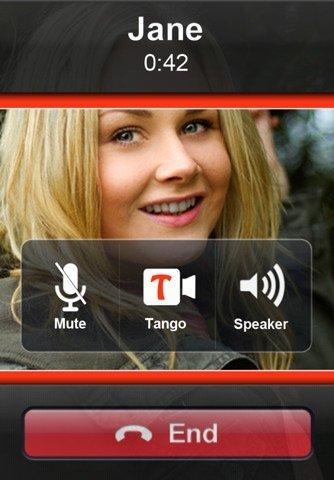 Tango, llamadas y videollamadas gratis sobre 3G y WiFi con iOS y Android