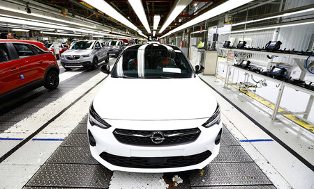 Opel Corsa Fabricacion Figueruelas