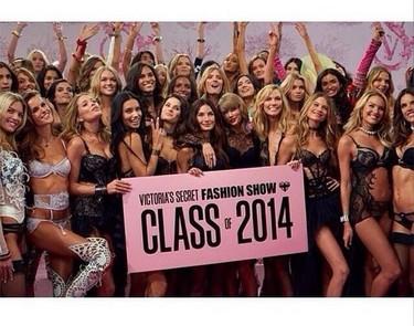 Y más Victoria's Secret Fashion Show 2014, que no todo fue desfilar