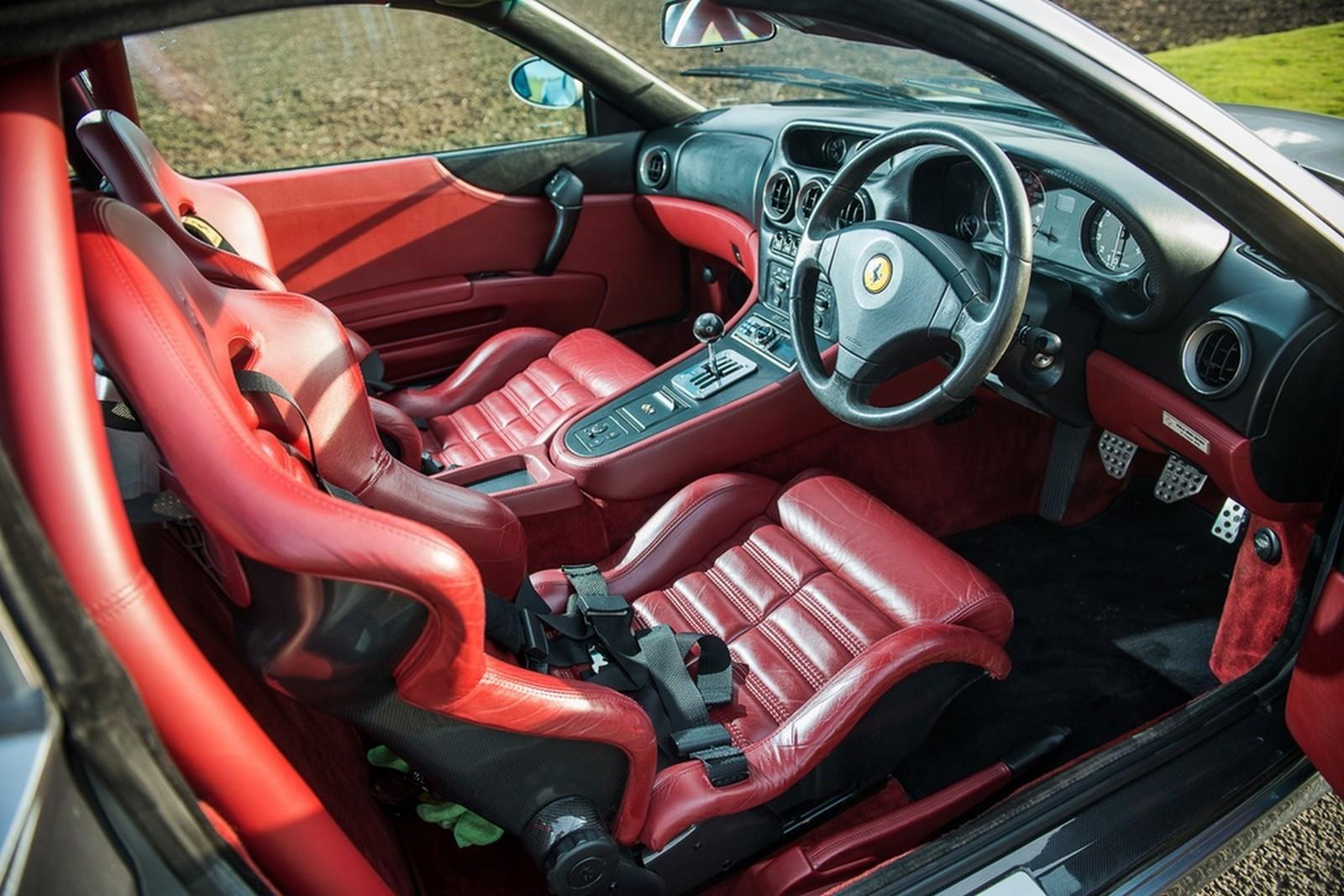 Foto de Ferrari 550 Maranello WSR (6/8)