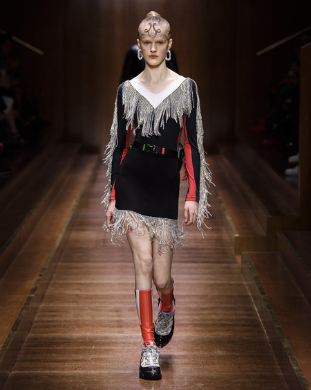 Burberry Autumn Winter 2019 Collection Look 8