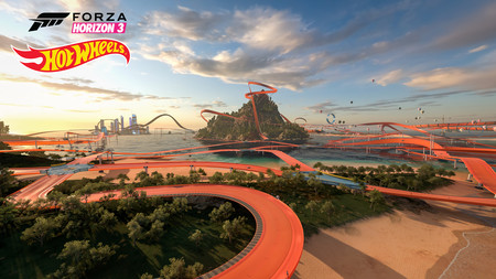 Forza Horizon 3 Hot Wheels Island