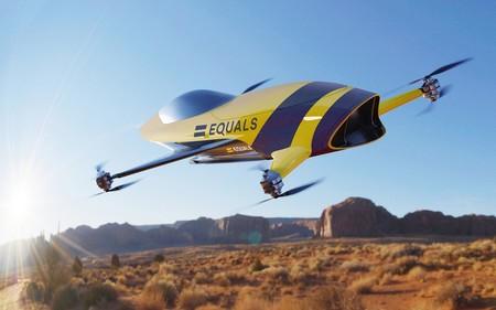 Speeder Desert Equals2