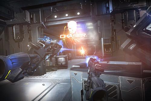 Mortal Blitz es lo más parecido a Time Crisis que he encontrado en PlayStation VR, pero no todo son buenas noticias