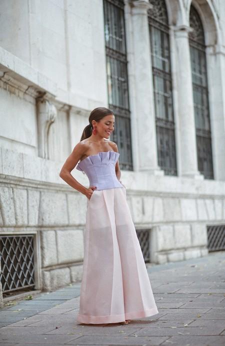 Pantalones Palazzo Para Bajitas 06