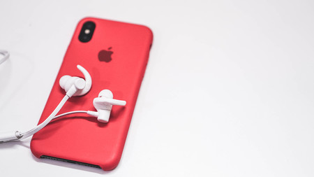iPhone y auriculares