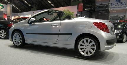 Peugeot 207 CC, la renovación del pequeño cabrio por excelencia