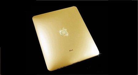 iPad de oro