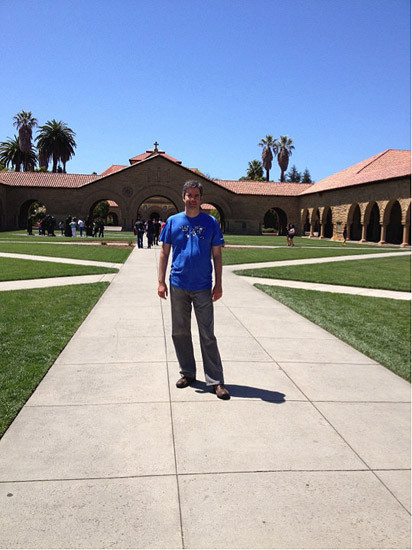 Entrada Stanford