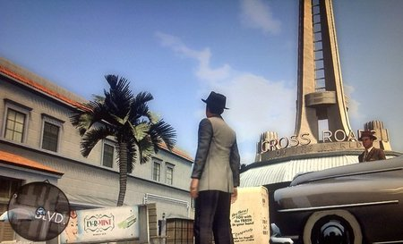 Crossroads of the World en L.A. Noire