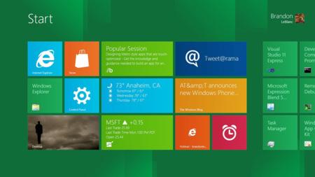 Windows 8 sale a la calle en octubre