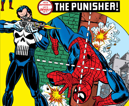 Punisher Spiderman