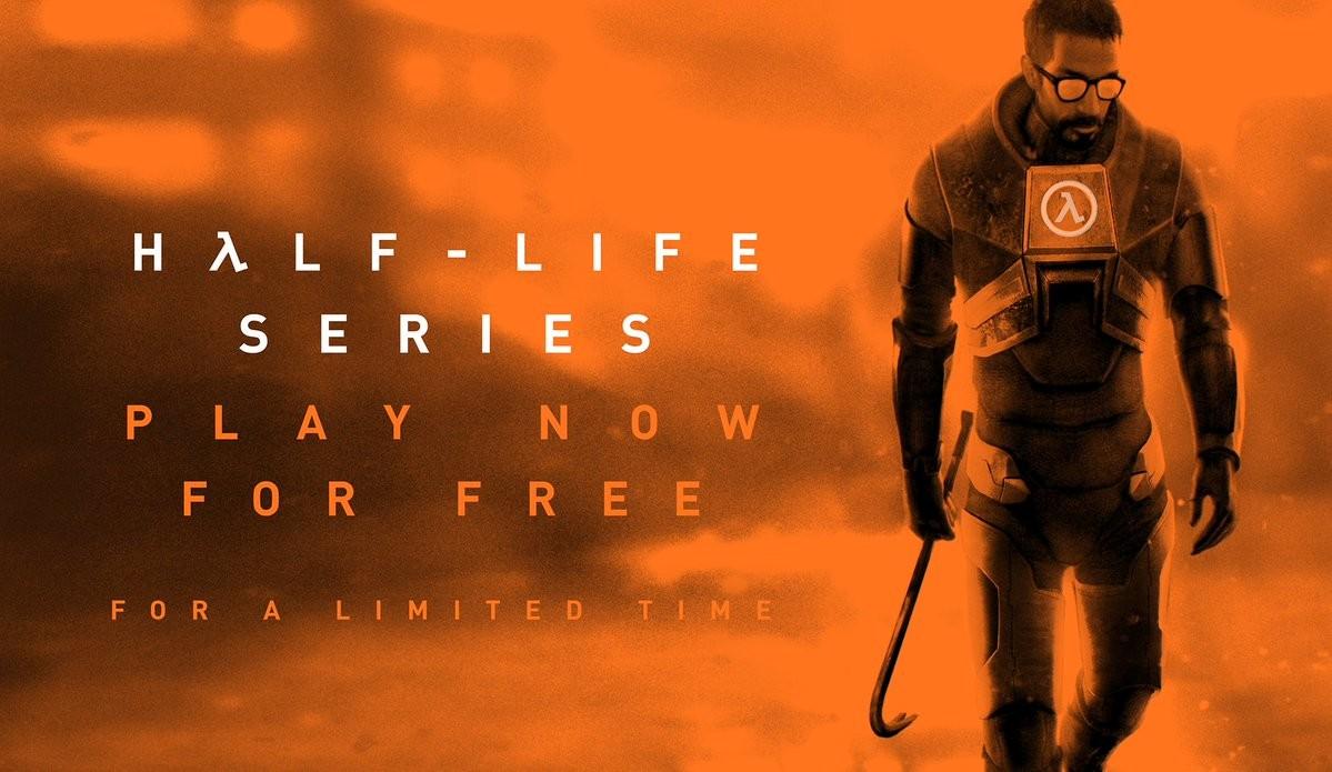 Valve hace gratuita toda la saga 'Half-Life' en Steam hasta el ...