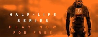 Valve hace gratuita toda la saga 'Half-Life' en Steam hasta el lanzamiento de 'Alyx'