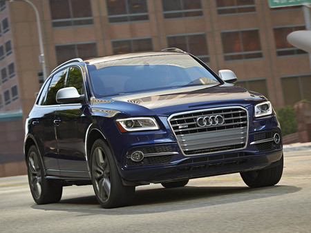 Audi Sq5 Tfsi Us Spec 8