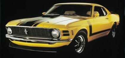 Ford Mustang Boss, otro más para la serie S197