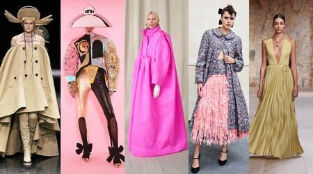 Lo mejor de la Semana de la Moda de la Alta Costura otoño-invierno 2021/2022 resumido en nueve colecciones